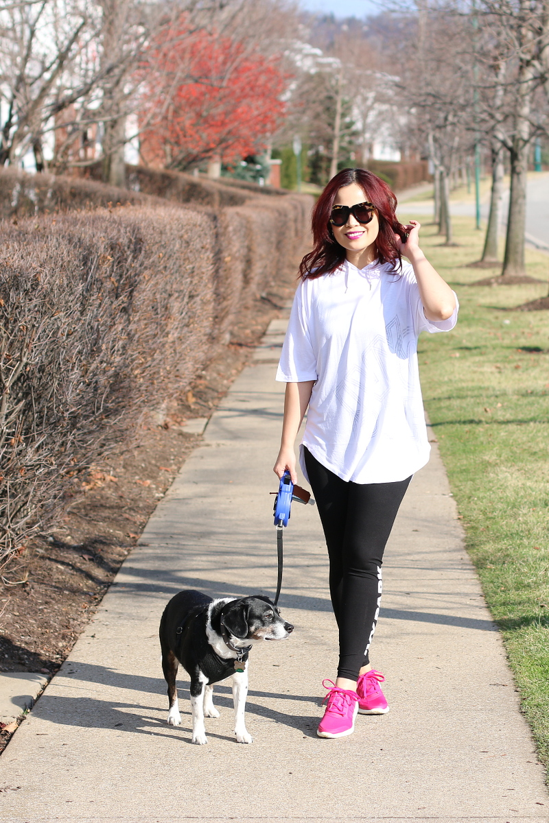 ivy-park-leggings-shirt-adidas-pureboost-dog-3