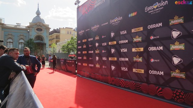 Red Carpet 2017 photo wall