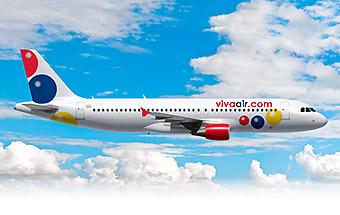 Viva Air Peru A320 (Viva Air Perú)