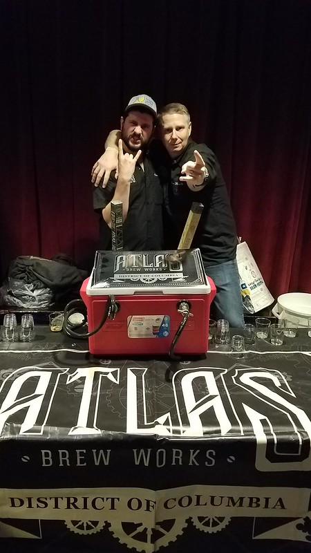 Atlas Brew Works at Decibel Metal & Beer Fest