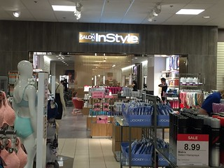 The Salon by InStyle @JCPenney