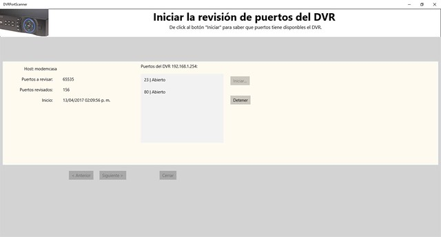 DVRPortScanner5