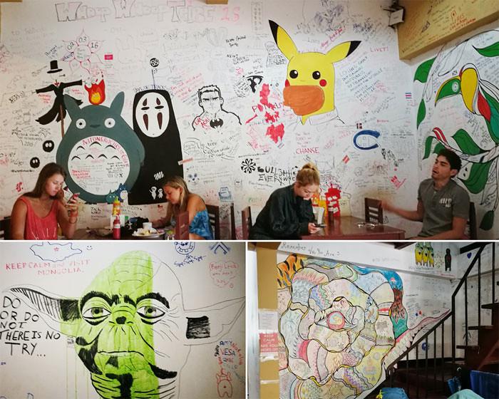 dream-home-hostel-wall-art | www.wearejuanderers.com