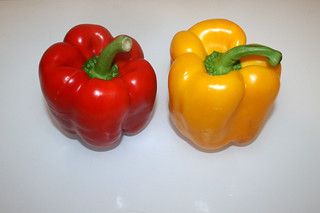 12 - Zutat Paprika / Ingredient bell pepper