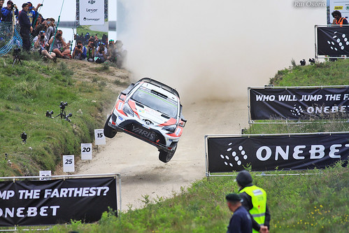 Esapekka Lappi / Janne Ferm - Toyota Yaris WRC