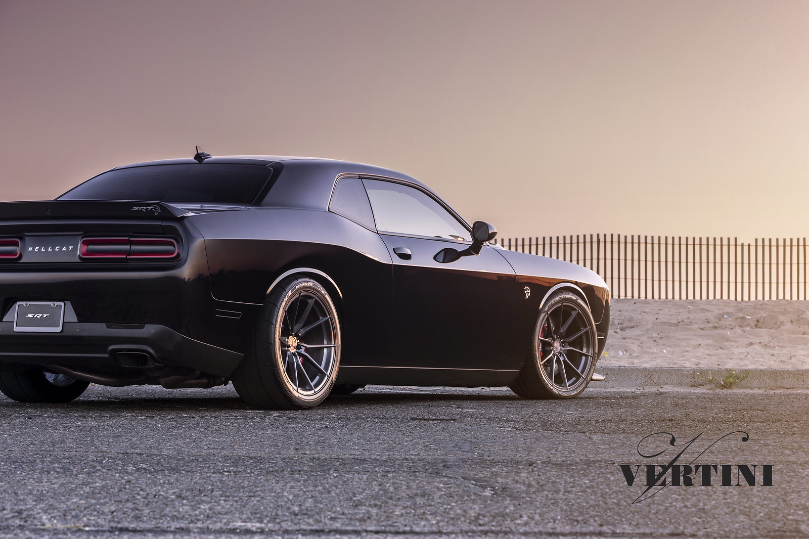 VS Forged & Vertini Light Weight Full Forged Construction Wheels for your Challenger - Dodge ...