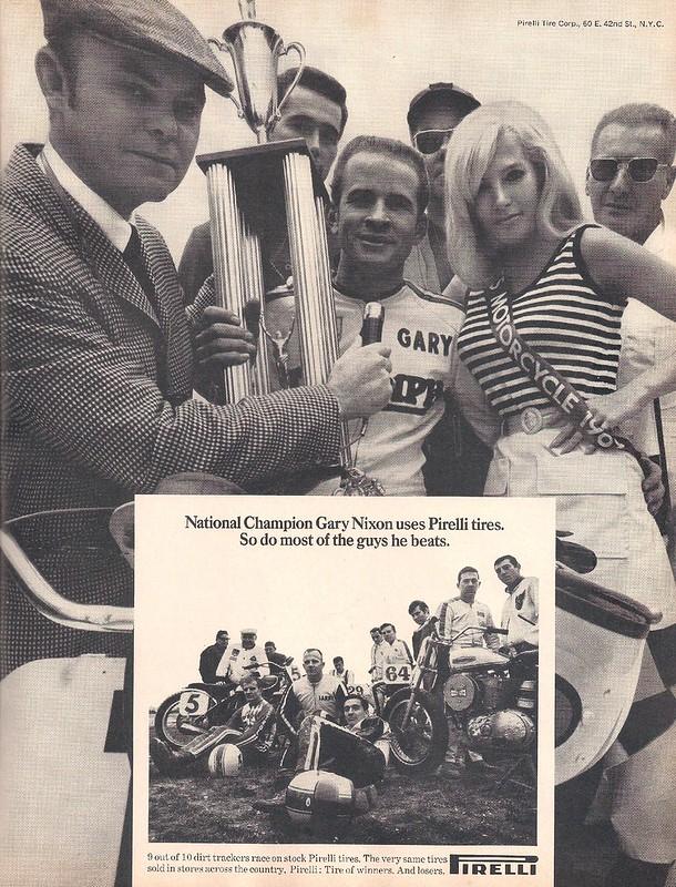 Pirelli Gary Nixon