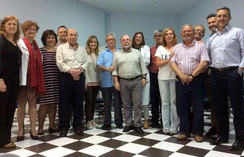 Primeras mejoras en Doña Mercedes tras las primeras reuniones entre vecinos y área sanitaria