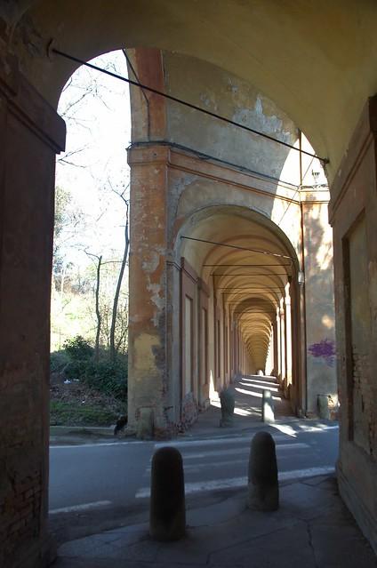 Portico San Luca