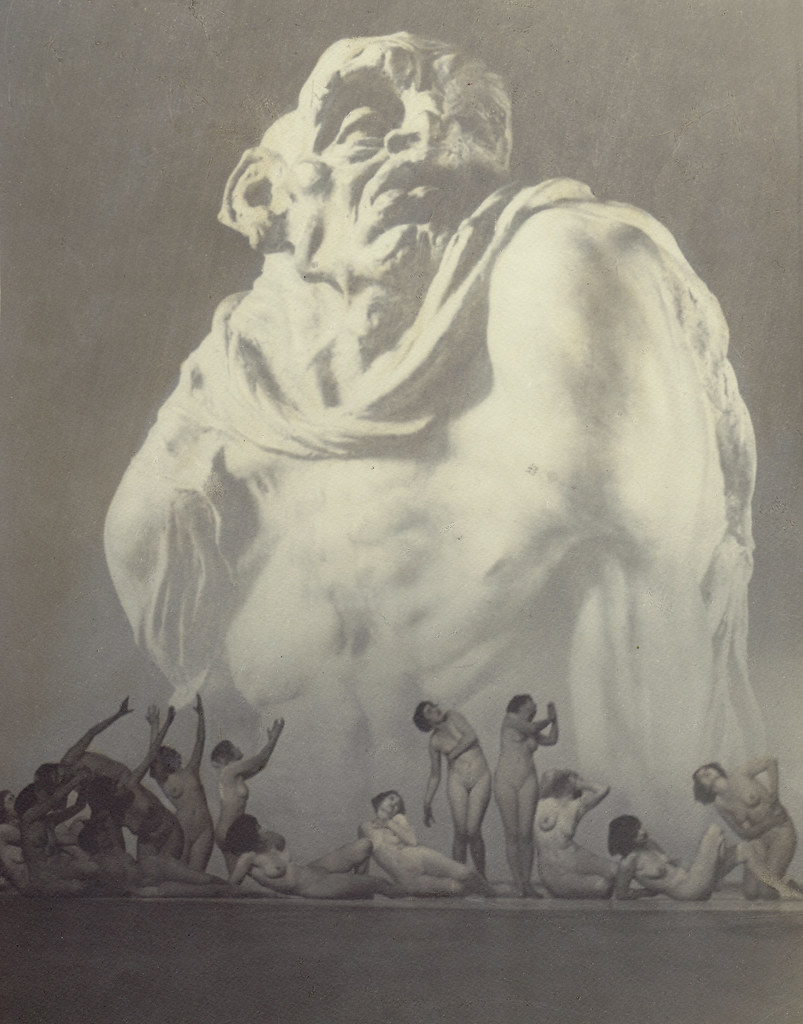 William Mortensen - Beelzebub, 1926