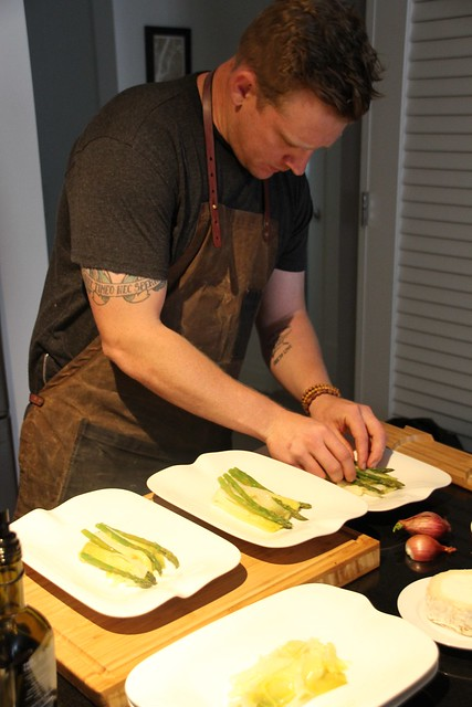 Breakfast with Chef Kevin O'Connor of Cobram Estate