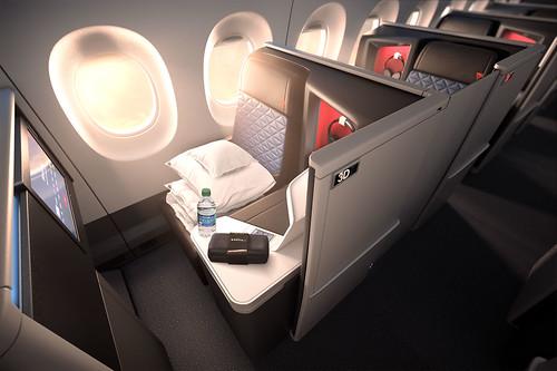 Delta's flagship product: A350