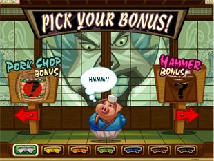 Piggy Riches Bonus