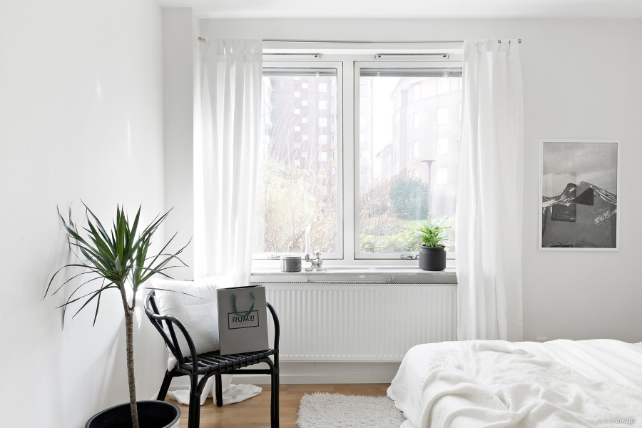 Small But Really Lovely Swedish Apartment