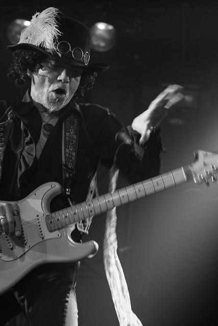 JIMISEN live at 獅子王, Tokyo. 05 May 2017 -00150