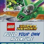 LEGO DC Comics Build Your Own Adventure