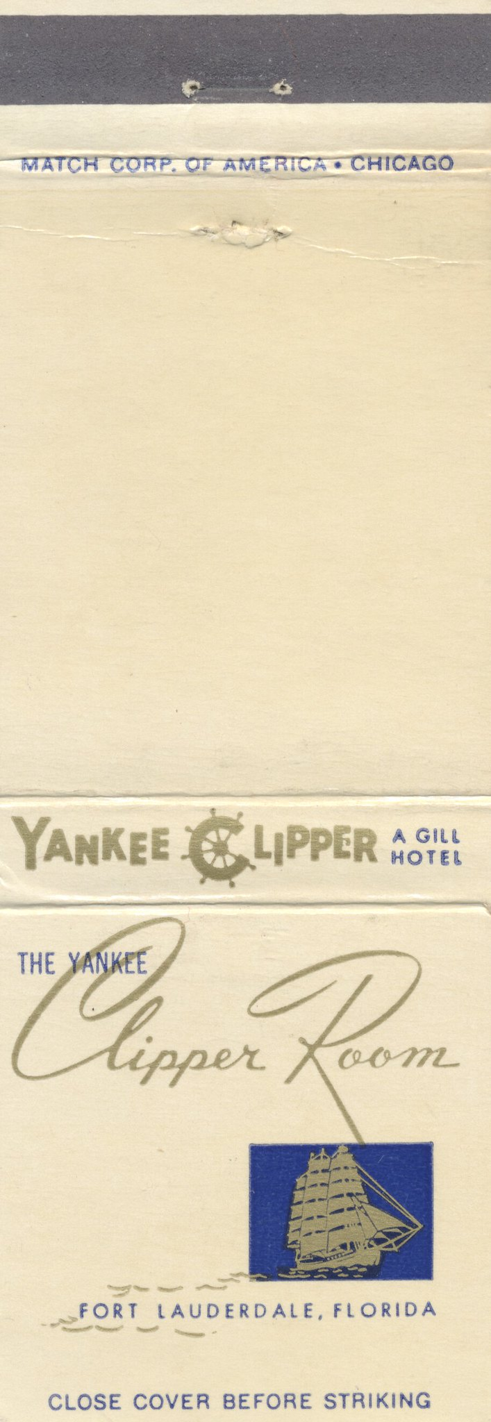 The Yankee Clipper - Fort Lauderdale, Florida