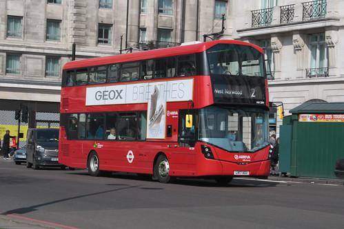 Arriva London HV299 LK17AGU