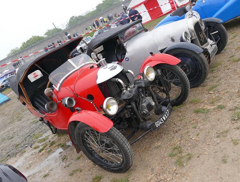 Darmont Morgan rouge - Vintage Revival Linas Montlhéry 07 Mai 2017 34410540491_052d52368f_c