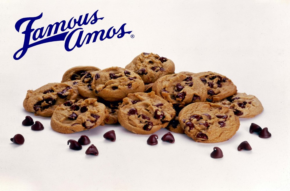 Suntec City Sweet Treats: Famous Amos