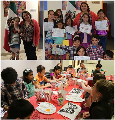 """Cónsul de México en Calgary entrega reconocimientos a los participantes del Concurso Infantil """"Éste es mi México"""""""
