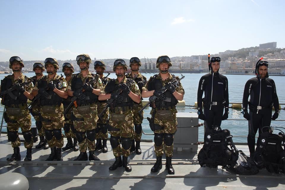 Armée Algérienne (ANP) - Tome XIV 34434215555_fa03fde878_b