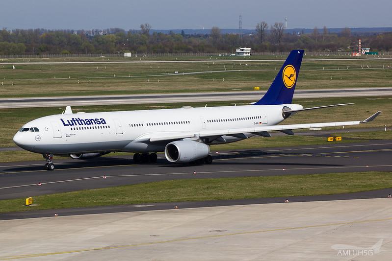 Lufthansa - A333 - D-AIKJ (1)