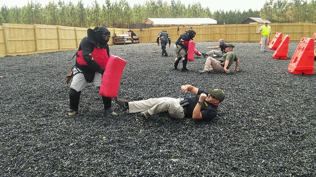 Use of Force Instructor Training