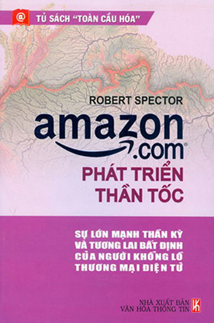 Amazon.com Phát Triển Thần Tốc - Robert Spector