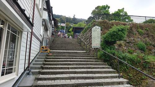 熊野那智大社・参道