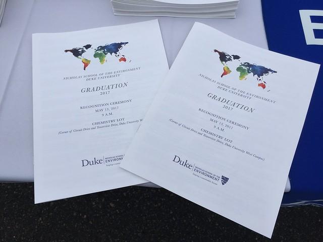 2017 MEM/PhD Recognition Ceremony