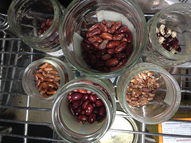 Assorted Heirloom Beans