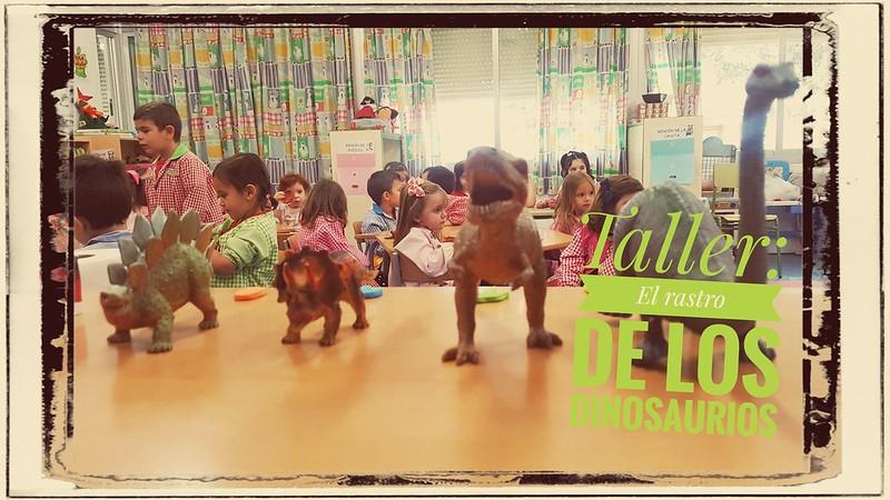Taller: El rastro de los dinosaurios