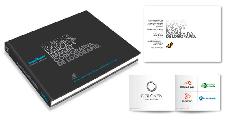 Descarga el Libro de Logos, Marcas e Imagen Corporativa de Logorapid