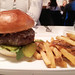 Maison Fou - the burger and fries