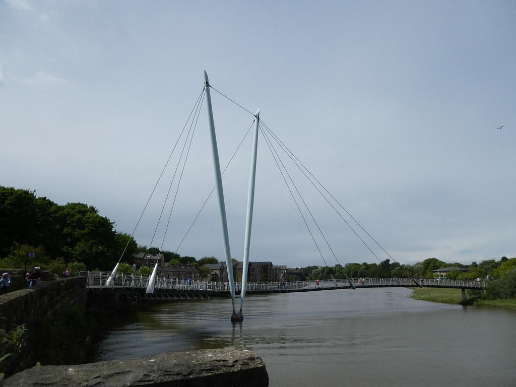 Millennium Bridge, Lancaster