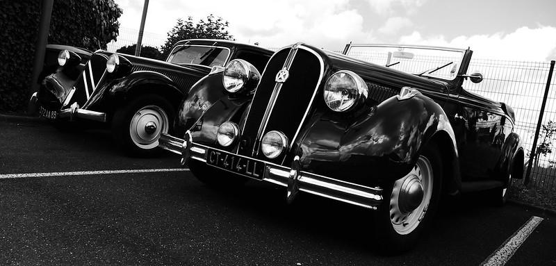 Hotchkiss cabriolet - Villabé (91) Mai 2017 34627815962_39cddc6e30_c