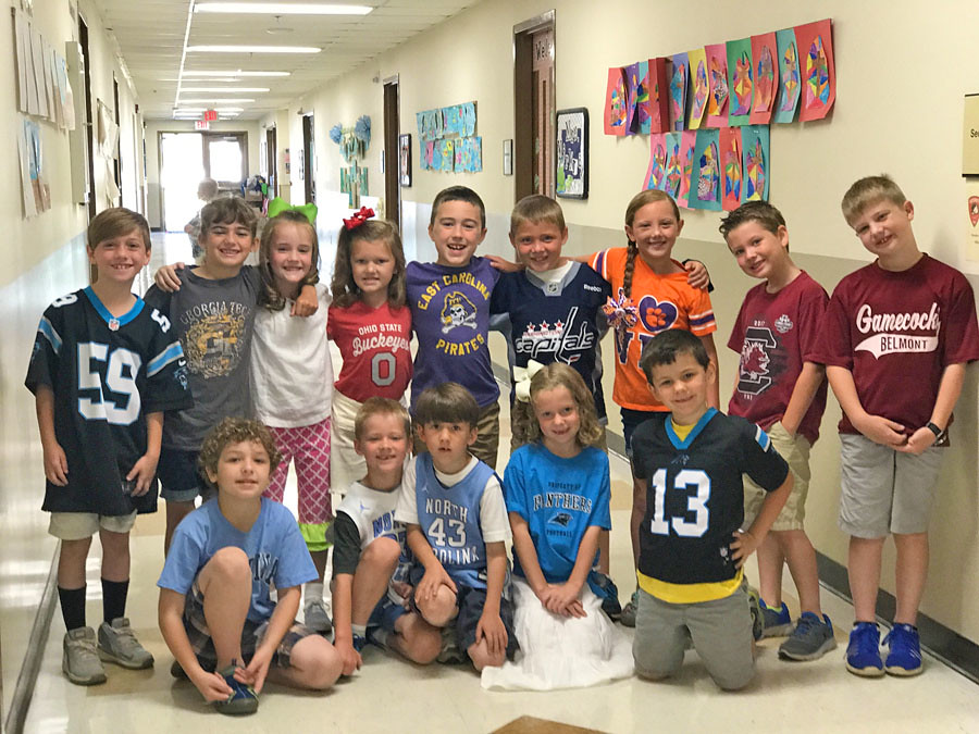 Elementary Spirit Week