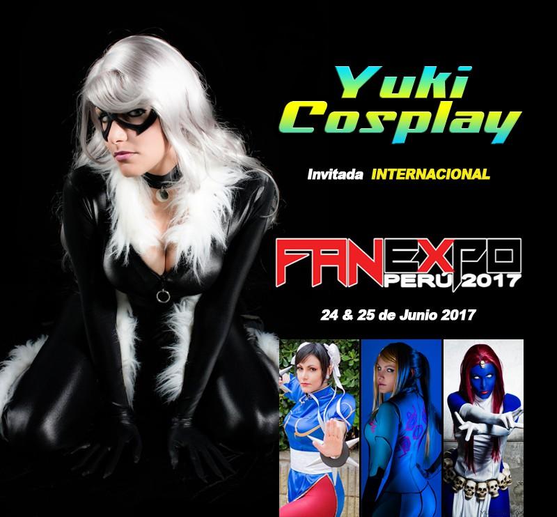 Fan Expo Perú 2017 | La Sede Cultural del Cosplay, de Perú para el Mundo