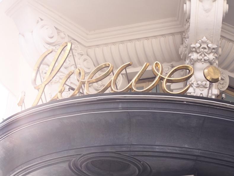Loewe store in Madrid