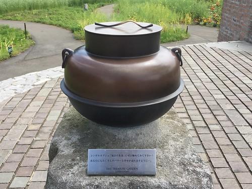 東武トレジャーガーデン 分福茶釜
