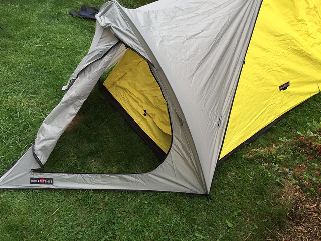 Untitled by Rob Davison on Flickr & Bibler Eldorado Single Wall 4-season mountaineering tent ...