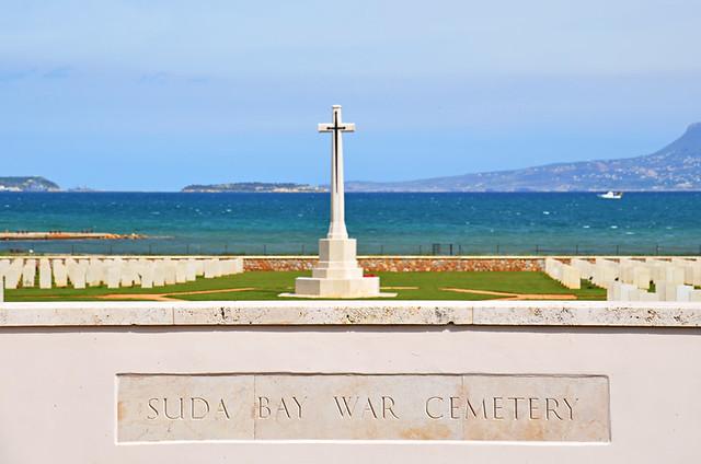 Souda Bay War Cemetery, Crete