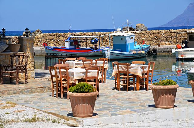 Taverna Kissamos, Crete