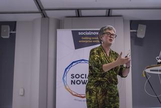 Social Now 2017 - Victoria Ward