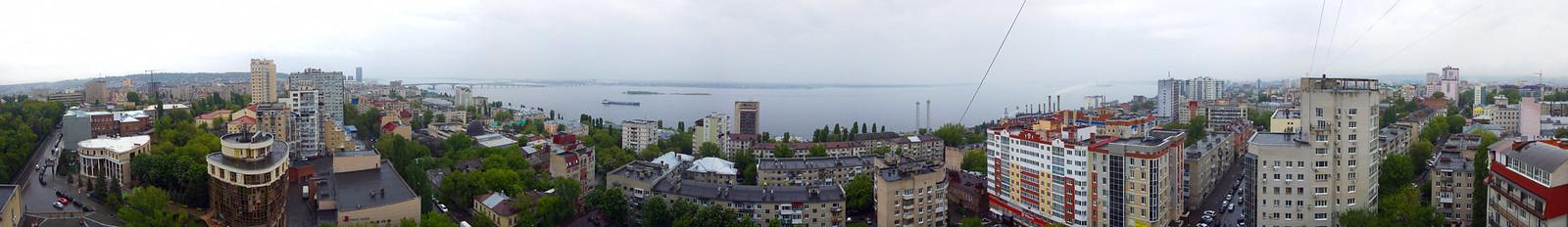 2017_05_17 Saratov panoram