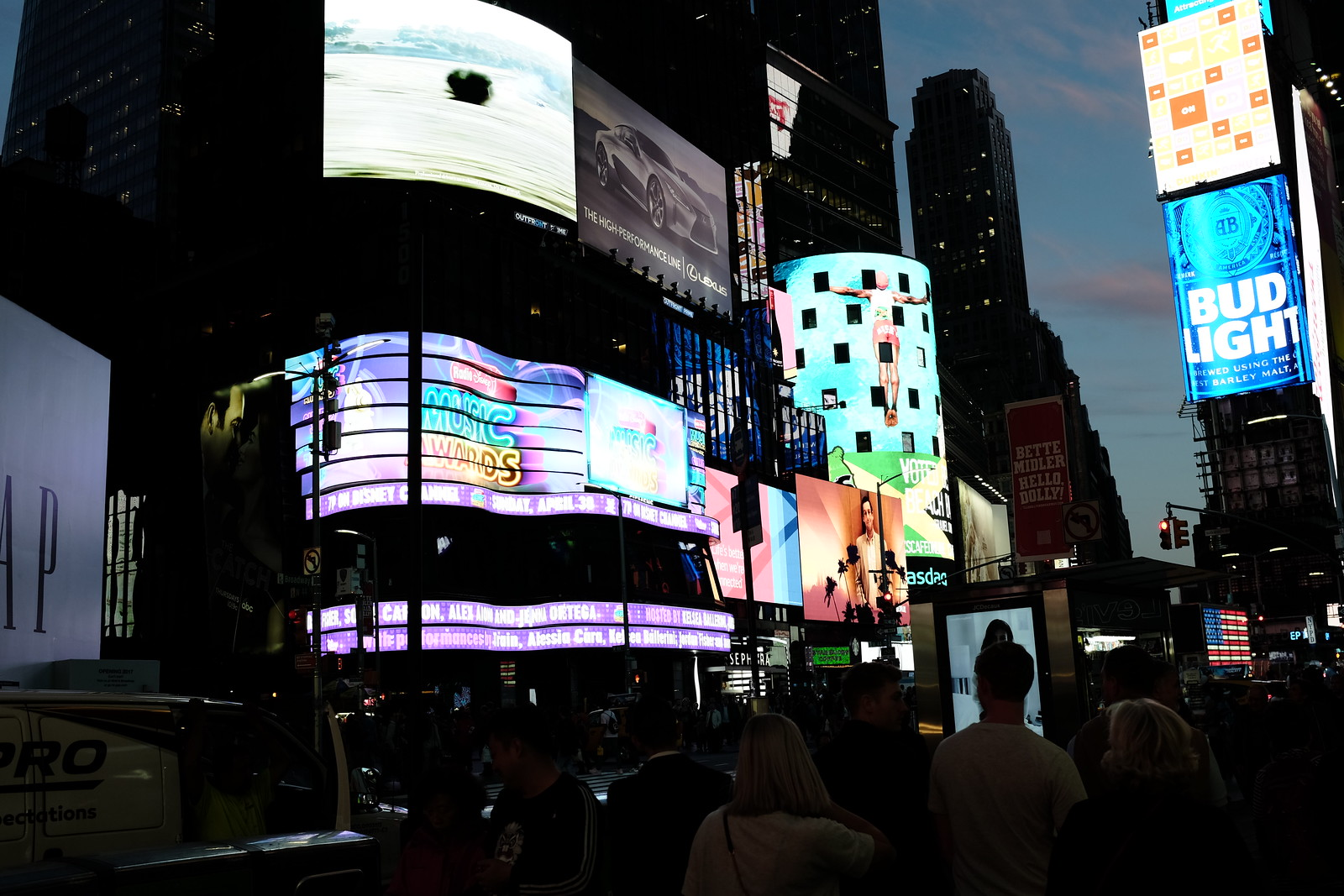 The New York Photo by FUJIFILM X100S.