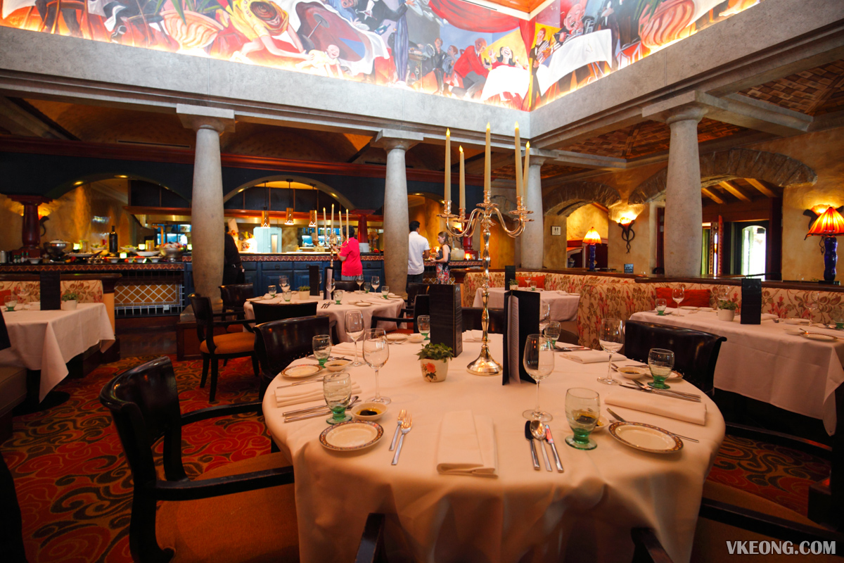 Villa Danieli Italian Restaurant