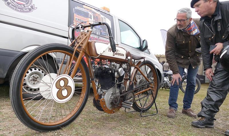 Quelques vélomoteurs Harley Davidson  33715910294_12dfd48101_c