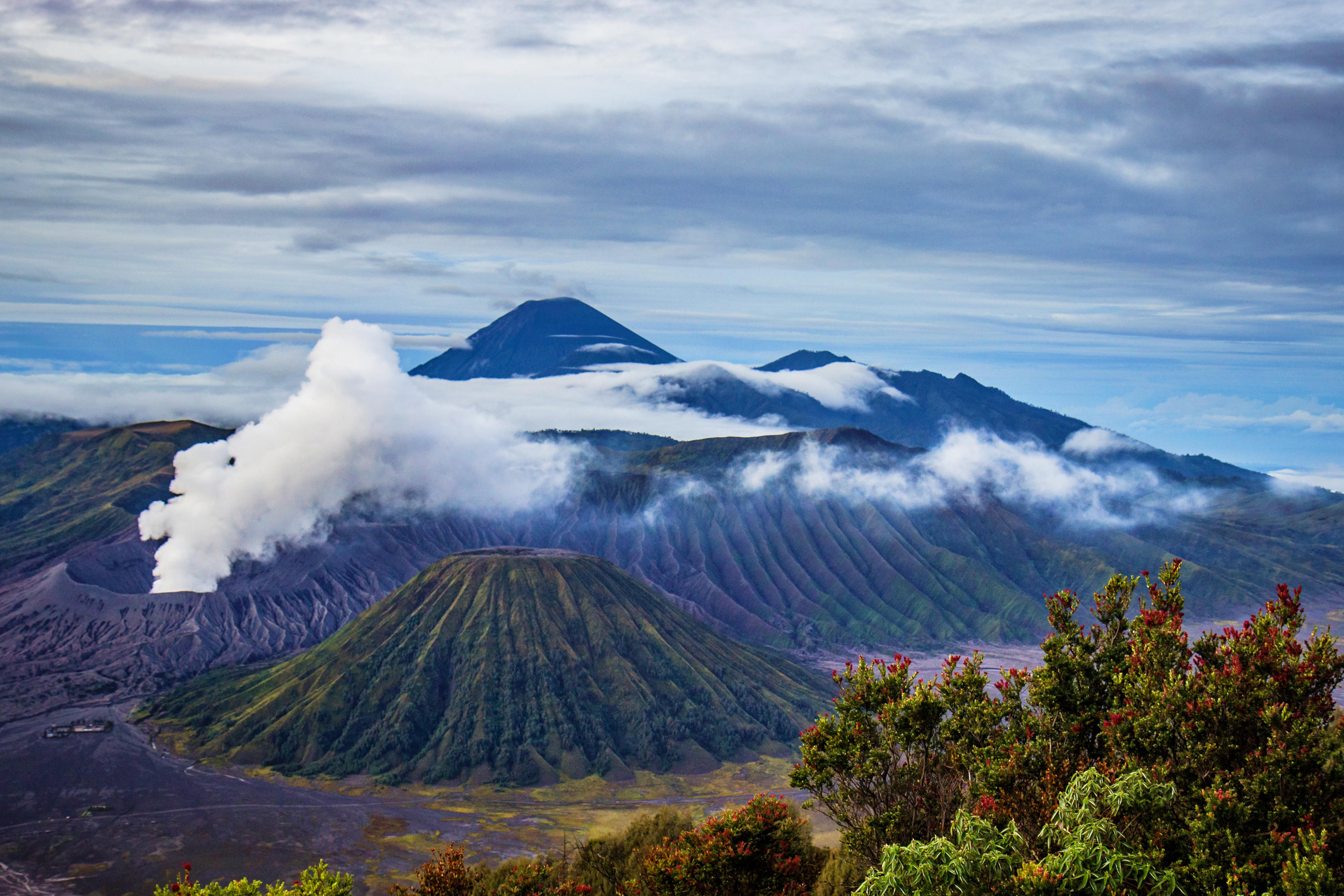 название вулканов и картинки сможете